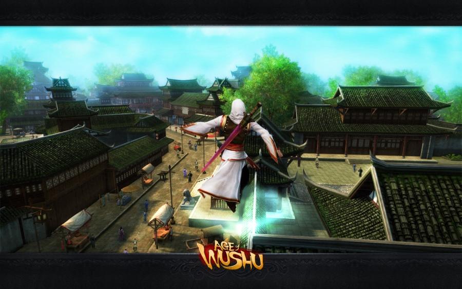 age of wushu character
